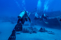 Wreck diving in Maui